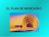 2 el plan de mercadeo