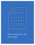 SharePoint - Keep Everyone on the Same Page