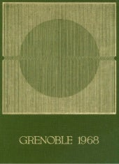 Rapport officiel JO Grenoble 1968 -...