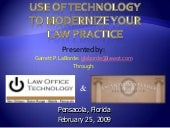 Use Of Technology To Modernize Your...