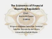 3. the economics of financial repor...