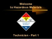 Hazardous Materials Training by HER...