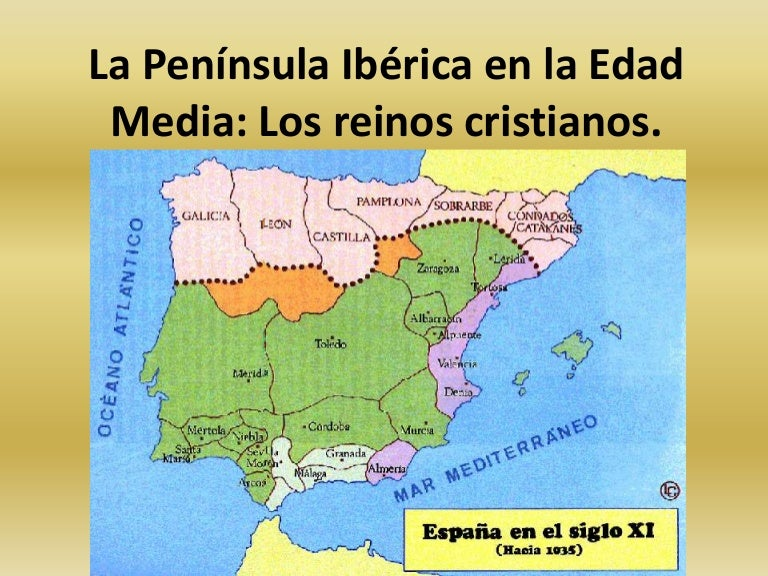 Los Reinos Cristianos Resumen Related Image With la Edad Media Los Reinos Cristianos Slideshare
