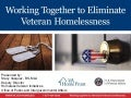 3.6 Ending Homelessness for Veterans and Their Families
