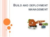 02 - Build and Deployment Management