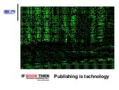 Javier Celaya - Publishing is Techn...