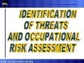 [kierownicy 3 - en] identification of threats and occupational risk assessment