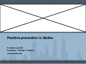 laslo sili - positive prevention in...