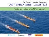 2007 Third-Party Logistics: Results...