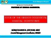State of the Negros Occidental Coas...