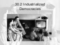 30.2 i ndustrialized democracies