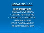 30 Hepatitis C,E,G