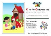 Character abc: C is for compassion