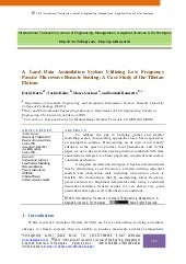 A Land Data Assimilation System Uti...