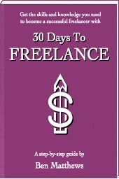 30 days to Freelance - Preview