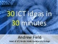 30 Ict Ideas In 30 Minutes