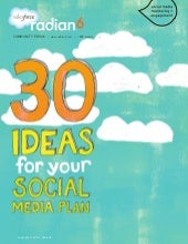 30 Ideas For Your Social Media Plan