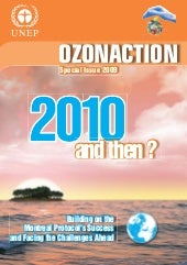 The OzonAction Special Issue: 2010 ...