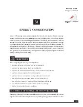 Energy Conservation: Lessons Save M...
