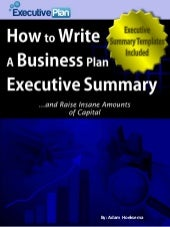 How to Write a Business Plan Execut...