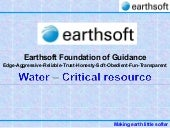 33 part 1-earthsoft-water - critica...