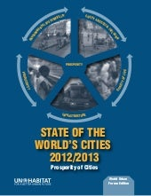 State of the World's Cities 2012/20...