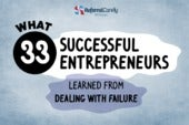 Failure Stories of 33 Successful Entrepreneurs
