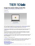 Google Chromebook- Nothing but the Web