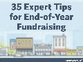 35 Expert Tips for End-of-Year Fundraising