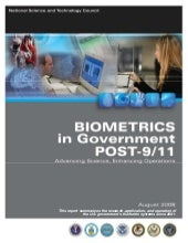 Biometrics in Government Post-9/11:...