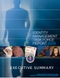 NSTC Identity Management Task Force Report Executive Summary