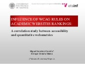 38 influence of wcag rules on acade...