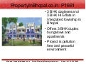 3BHK duplexes &3BHK HIG in Intergrated township in Bhopal- PropertyInBhopal.co.in - P1677