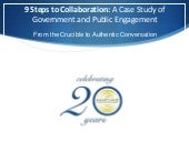 Nine Steps of Collaboration with Craig Neal
