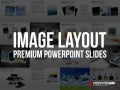 PowerPoint 3D-Image Layout Template