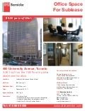 3 deals 2 may - Toronto Commercial Real Estate and office space for lease