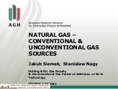 "3.4 – ""Natural Gas – Conventional &..."