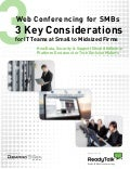 3 Considerations for IT Teams at Small-Midsized Firms