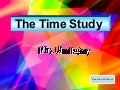 What Is Time Study