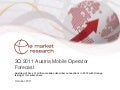 3 Q11 Austria Mobile Operator Forecast   Executive Summary
