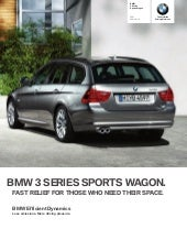 2012 - 3 series wagon