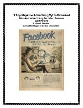 3 top magazine advertising myths de...