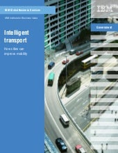Intelligent Transport Services and ...