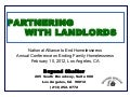 4.2 Partnering with Landlords