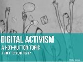The Rise of Digital Activism