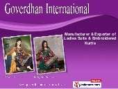 Goverdhan International Gujarat India
