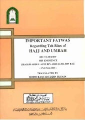 IMPORTANT FATWAS Regarding Teh Rite...