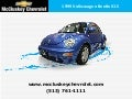 Used 1999 Volkswagen New Beetle GLS Coupe at Cincinnati and Hamilton, Ohio