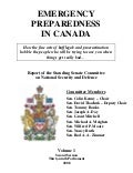 •	Emergency preparedness in Canada how the fine arts of bafflegab and procrastination hobble the people who will be trying to save you when things get really bad ...