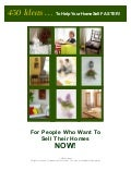 450 Ideas To Sell Your Home Faster